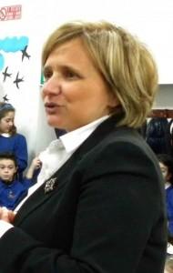 """Stella Niccolai (da """"Il Tirreno"""")"""
