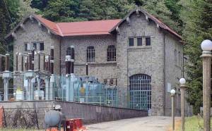 La centrale elettrica del Sestaione
