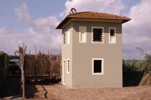 Osservatorio faunistico dopo il restauro [foto Alessio Bartolini]