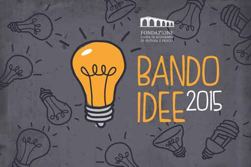 "caript. ""BANDO IDEE 2015"", RESPINTE TUTTE LE PROPOSTE"