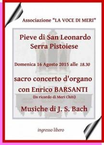 COPERTINARIDOTTA concerto Serra Pistoiese