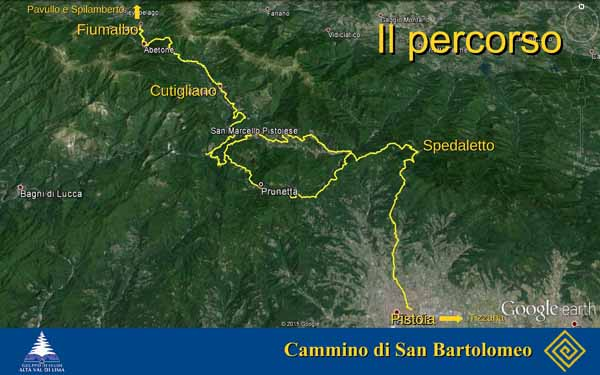 UN CAMMINO DEDICATO A SAN BARTOLOMEO