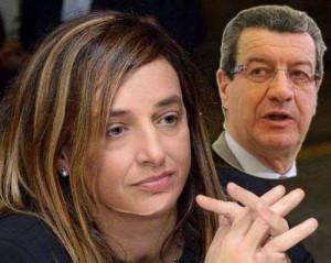 Elena Baldi e Vannino Chiti
