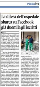 Il Tirreno, 8 agosto 2015