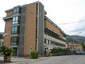 L'ospedale di Pescia