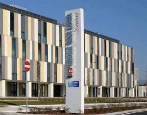 L'ospedale San Luca di Lucca