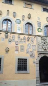 Palazzo dei Capitani a Cutigliano