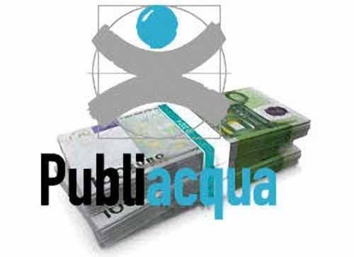 punctum dolens. 27 MILIONI DI CAUZIONI A PUBLIACQUA