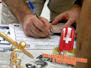 Va' a firmare per il referendum abrogativo della riforma di Rossi!