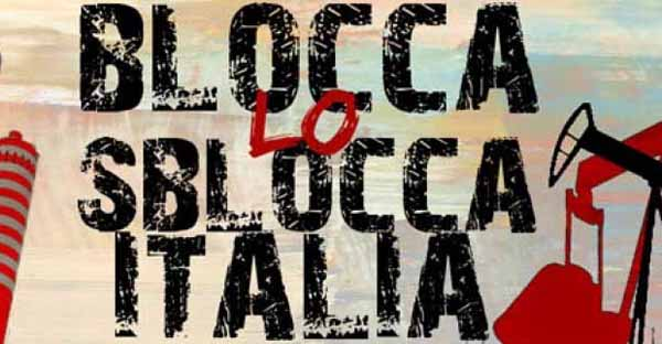 A SETTEMBRE L'ITALIA IN PIAZZA CONTRO L'ONDATA INCENERITORISTA DI RENZI