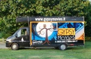 Il cinema itinerante dei Gipsy Movies