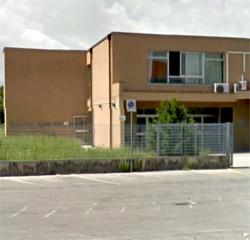L'edificio di via Goldoni