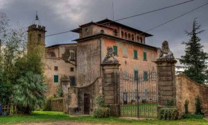 Villa Merrik a Lamporecchio