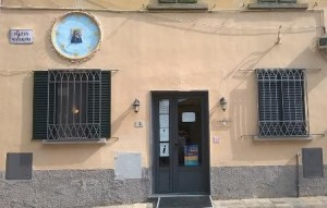 L'ufficio informazioni di Serravalle