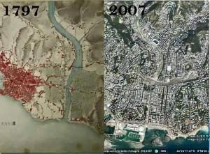 Genova: la causa del dissesto idrogeologico, l'uomo