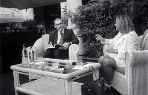 Alfonso Celotto e Beatrice Chelli