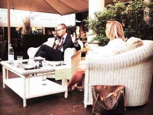 Alfonso Celotto e Beatrice Chelli 2