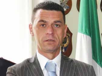 BELLANDI SALUTA E RINGRAZIA IL COMMISSARIO MATTANA