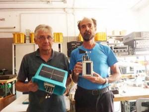Daniele Manetti e Massimo Del Guasta