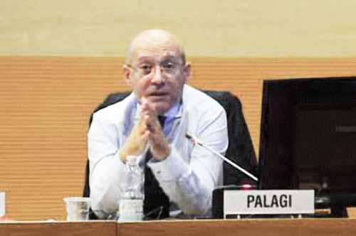 DEL BINO (M5S): «IL (MANCATO) DONO DELL'UBIQUITÀ DI PALAGI»