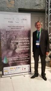Il sindaco Bellandi al congresso