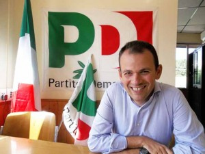 Il consigliere regionale Pd Marco Niccolai