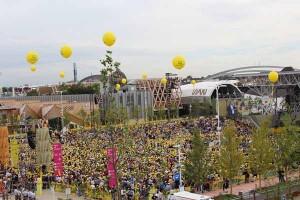 Expo. Molti pistoiesi alla manifestazione
