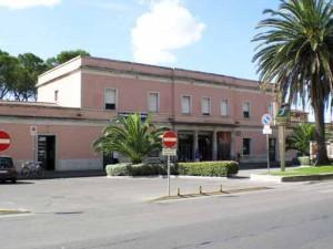 La stazione di Montecatini Centro