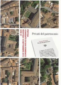 Tommaso <montanari a San Domenico, locandina verticale