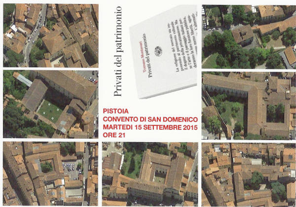 PATRIMONIO MONUMENTALE, STIMOLI E RIFLESSIONI – 11