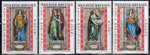 Virtù Cardinali in filatelia