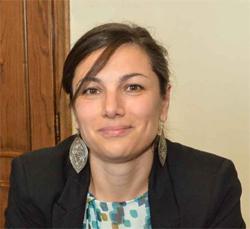 L'Assessore Rossella De Masi