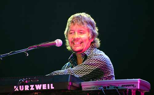 "MR DON AIREY, IL PRIMO EVENTO DEL ""SANTOMATO LIVE"""