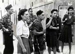 Partigiani pistoiesi