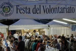 La festa del volontariato