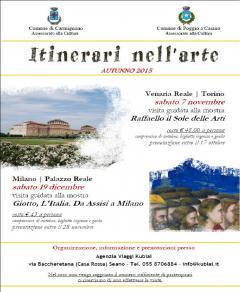 ITINERARI NELL'ARTE