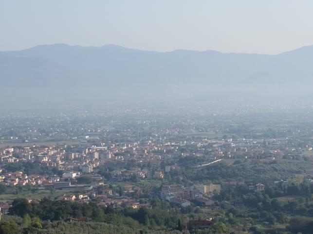 quarrata. PM10, DIVIETO DI ABBRUCCIAMENTI E ALTRE MISURE