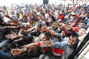 migranti flusso continuo
