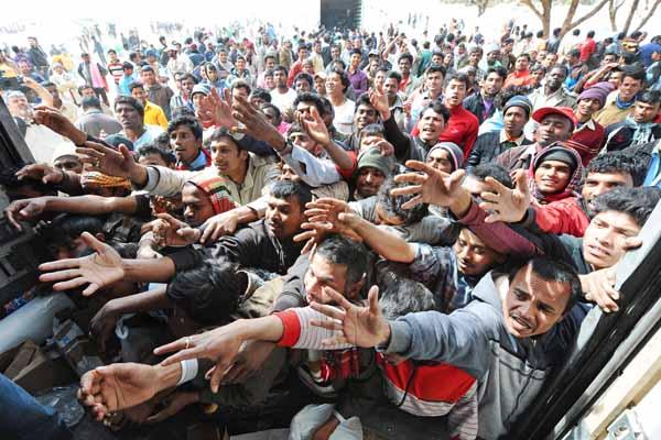 migranti. OPERAZIONE FOLLE. FDI-AN: CHIEDEREMO SPIEGAZIONI AL PREFETTO