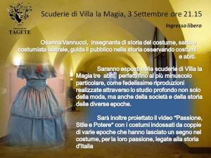 mostra scuderie villa magia osanna vannucci