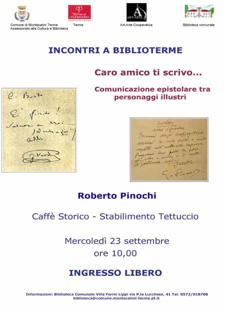 PINOCHI ALLE TERME TETTUCCIO