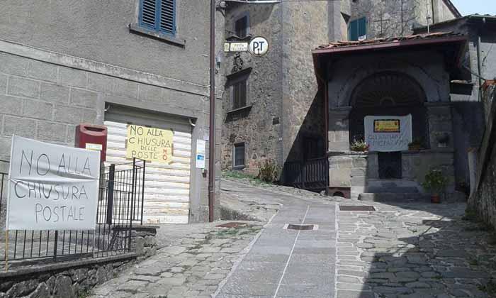 """PITEGLIO, CONTINUA """"L'ATTO DI FORZA"""" DELLE POSTE ITALIANE"""
