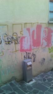 Atti di vandalismo 1