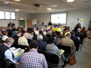 Misericordie toscane in assemblea alla Misericordia di Agliana