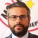 Giacomo Giannarelli, capogruppo M5s in Consiglio Regionale