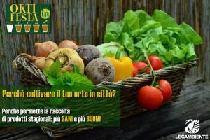 Agroalimentare sano e stagionale