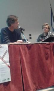 Davide Demichelis e Renata Fabbri