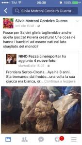 Il post che ha fatto infuriare la Lega Nord