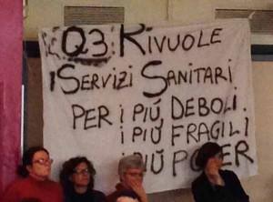 Una assemblea fiorentina a difesa del diritto alla salute