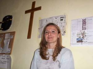 Camilla Solari, la prima volontaria